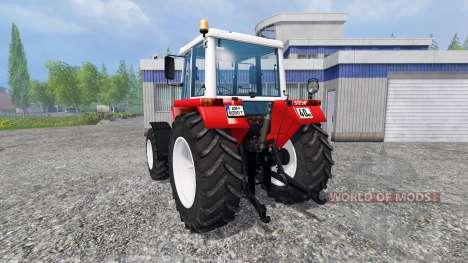 Steyr 8090A Turbo SK2 для Farming Simulator 2015