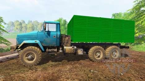 КрАЗ-6322 v2.0 для Farming Simulator 2015