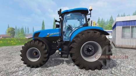New Holland T7.170 для Farming Simulator 2015
