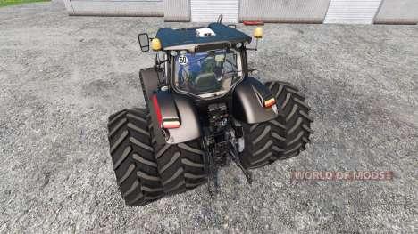 Case IH Puma CVX 240 FL v1.6.1 для Farming Simulator 2015