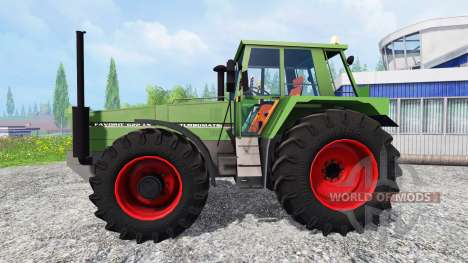Fendt Favorit 622 LS для Farming Simulator 2015