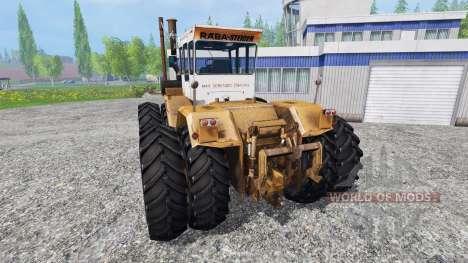 RABA Steiger 250 для Farming Simulator 2015