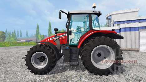 Massey Ferguson 5712 для Farming Simulator 2015