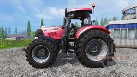 Case IH Puma CVX 200 [edit] для Farming Simulator 2015