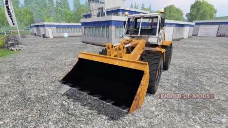 Т-156 [оранжевый] для Farming Simulator 2015