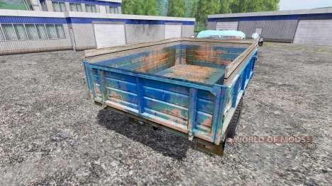 ГАЗ-53 v3.0 для Farming Simulator 2015