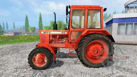 МТЗ-82 Беларус для Farming Simulator 2015