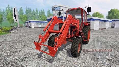 МТЗ-82 FL для Farming Simulator 2015