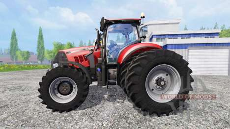 Case IH Puma CVX 165 FL v1.6.1 для Farming Simulator 2015