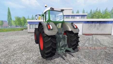 Fendt 936 Vario v1.5 для Farming Simulator 2015