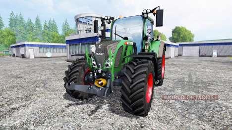 Fendt 714 Vario для Farming Simulator 2015