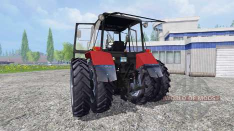 МТЗ-920 Беларус v2.0 для Farming Simulator 2015