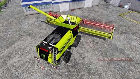 CLAAS Lexion 795 v1.2 для Farming Simulator 2015