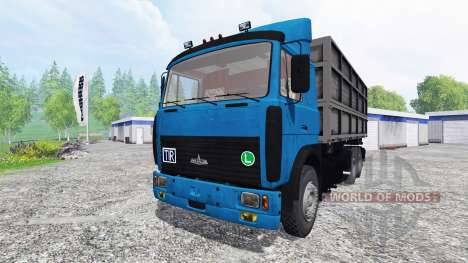 МАЗ-630308 для Farming Simulator 2015