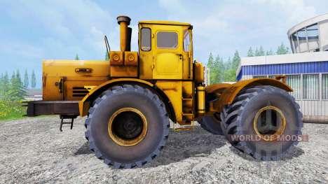 К-701 Кировец для Farming Simulator 2015