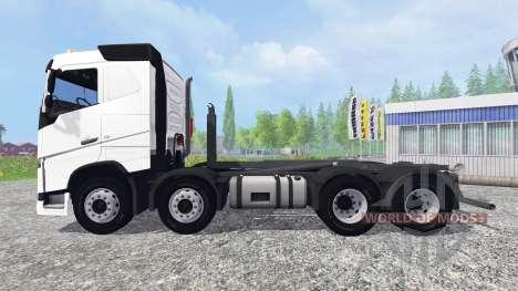Volvo FH 8x4 для Farming Simulator 2015