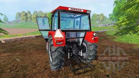 Ursus C-360 4x4 Turbo для Farming Simulator 2015