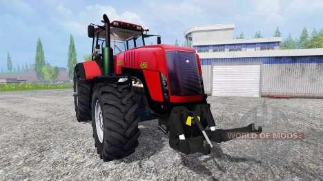 Беларус-4522 для Farming Simulator 2015