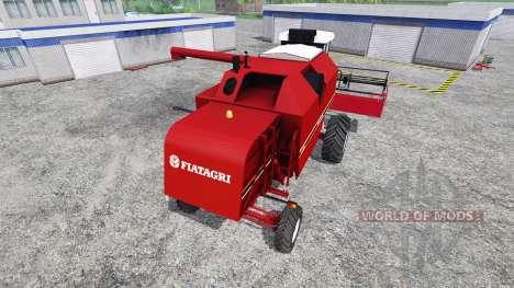 Fiatagri Laverda 3550 AL для Farming Simulator 2015