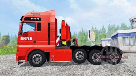 MAN TGX [ERNE] для Farming Simulator 2015