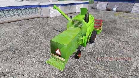 CLAAS Mercator 60 для Farming Simulator 2015