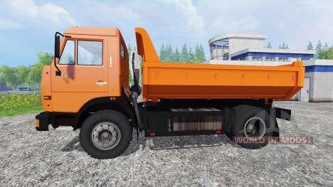 КамАЗ-43255 для Farming Simulator 2015