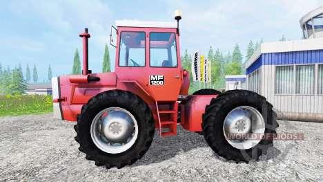 Massey Ferguson 1200 для Farming Simulator 2015