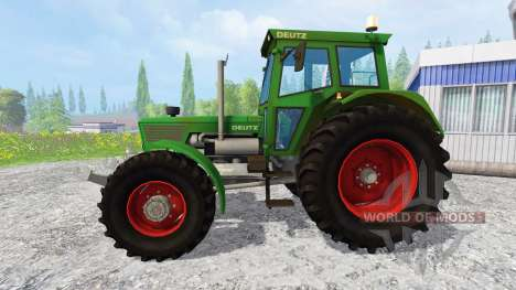 Deutz-Fahr D 10006 для Farming Simulator 2015