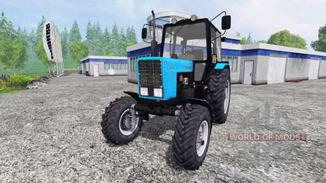 МТЗ-82.1 Беларус для Farming Simulator 2015