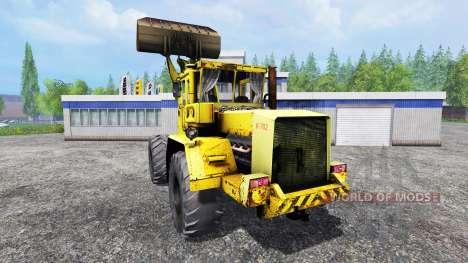 К-702 Кировец v2.0 для Farming Simulator 2015