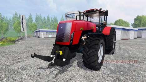 Беларус-4522 v1.4 для Farming Simulator 2015