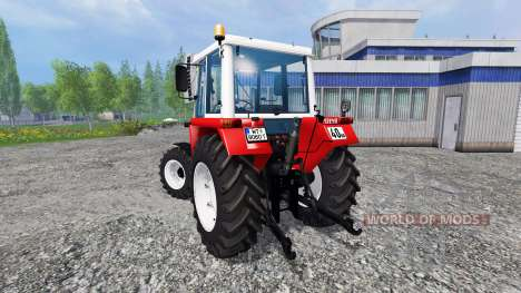 Steyr 8060A Turbo SK2 для Farming Simulator 2015