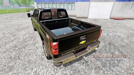 Chevrolet Silverado 2500 для Farming Simulator 2015