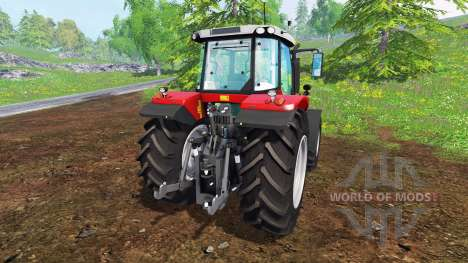 Massey Ferguson 7616 для Farming Simulator 2015