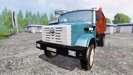 ЗиЛ-ММЗ-4516 для Farming Simulator 2015