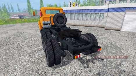 ЗиЛ-Э133ВЯТ 1982 для Farming Simulator 2015