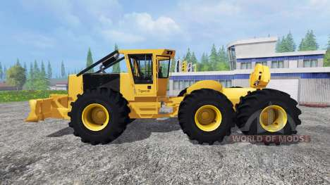 Tigercat 635D для Farming Simulator 2015