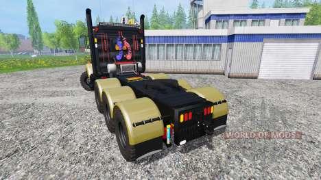 Kenworth T800 v1.2 для Farming Simulator 2015