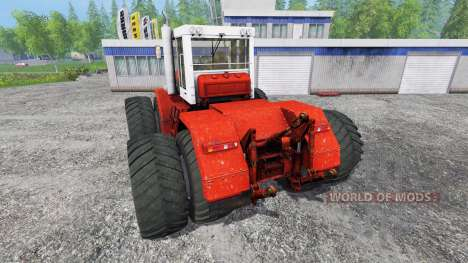 К-744 Р3 Кировец v2.0 для Farming Simulator 2015