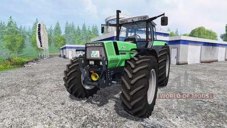 Deutz-Fahr AgroStar 6.81 для Farming Simulator 2015