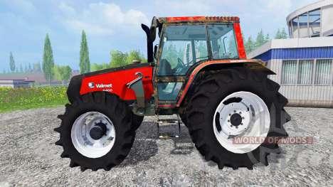 Valtra Valmet 6400 для Farming Simulator 2015