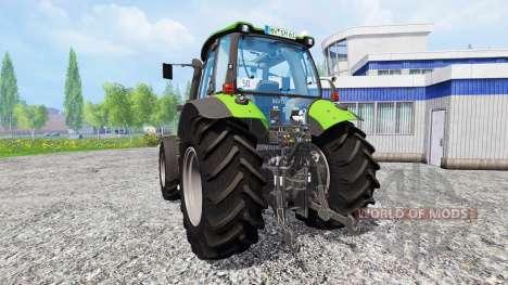 Deutz-Fahr Agrotron 165 для Farming Simulator 2015