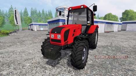 МТЗ-1025.4 Беларус для Farming Simulator 2015