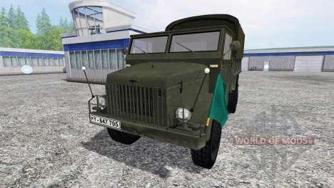 Borgward B 2000 для Farming Simulator 2015