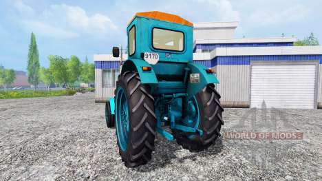 ЛТЗ-40 v2.0 для Farming Simulator 2015