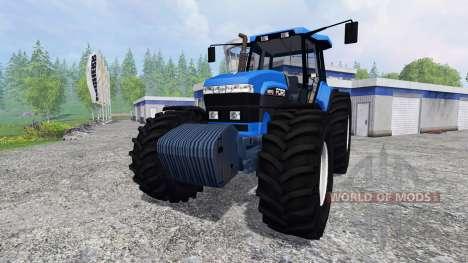 Ford 8970 для Farming Simulator 2015