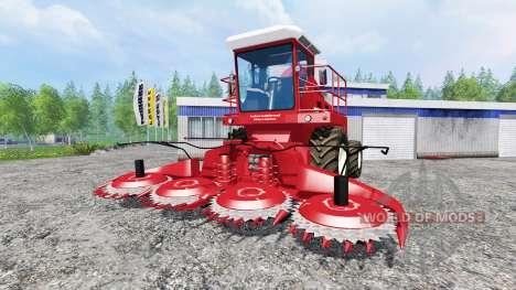 Hesston 7725 для Farming Simulator 2015