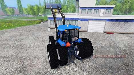 Ford 8970 FL для Farming Simulator 2015