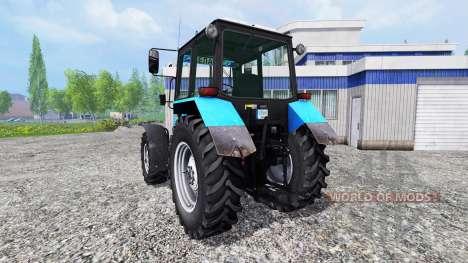 МТЗ-892.2 Беларус v2.0 для Farming Simulator 2015