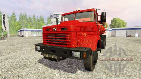 КрАЗ-65053 для Farming Simulator 2015